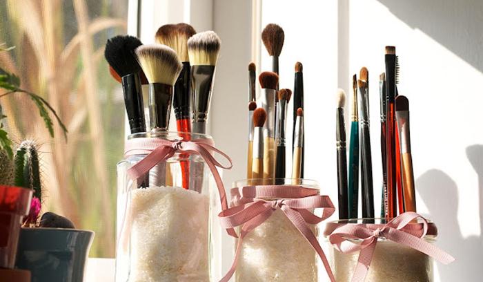 ضدعفونی کردن لوازم آرایشی