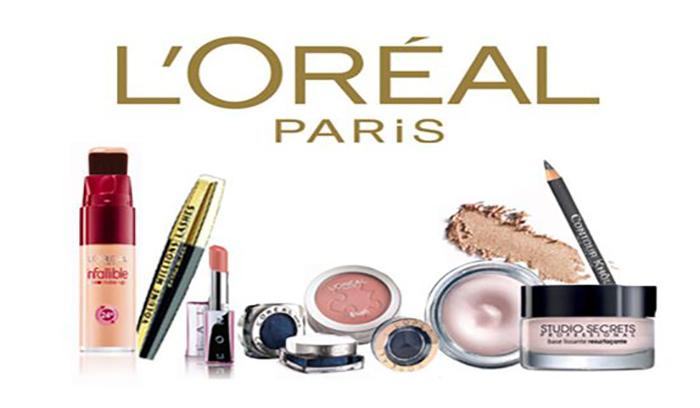 محصولات آرایشی لورآل