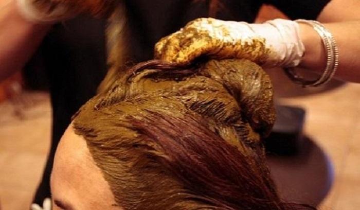 مهم ترین نکات حنا گذاشتن روی مو