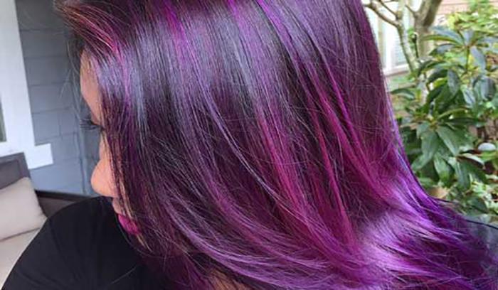 بهترین رنگ مو