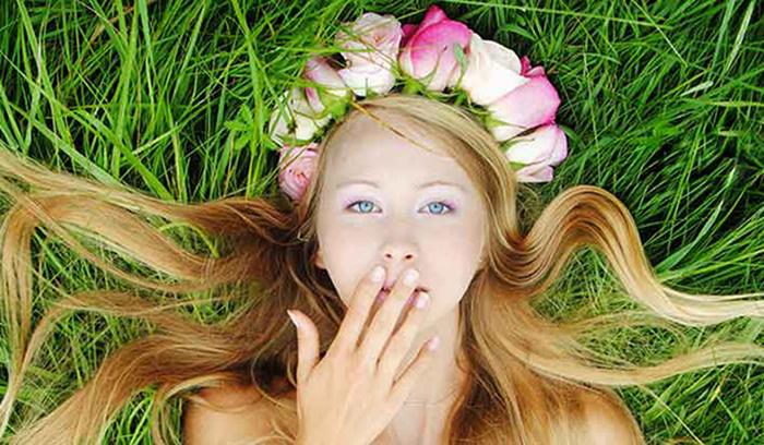بهترین اسکراب بدن و صورت فصل بهار
