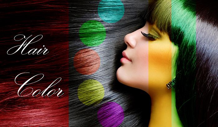 راه های آماده سازی قبل از رنگ کردن مو
