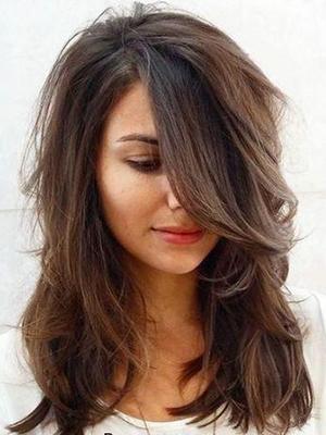 موی بلند طبیعی