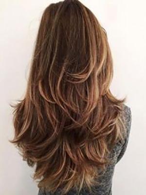 موی بلند سانلایت