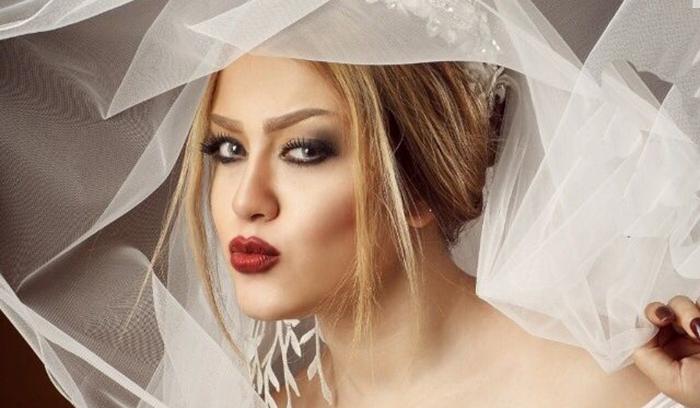 بهترین آرایش عروس ایرانی