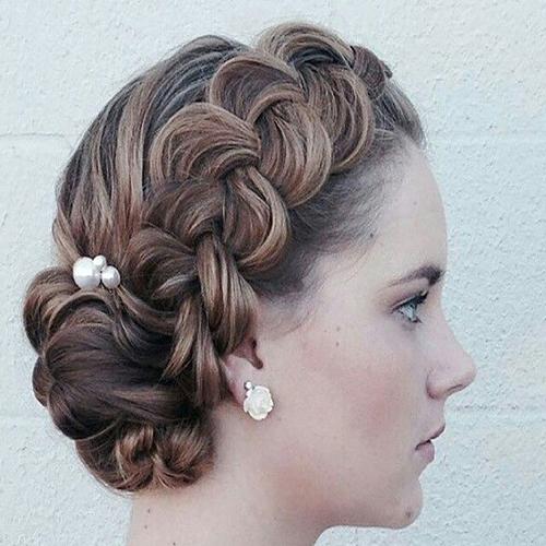 مدل بافت موی هلندی