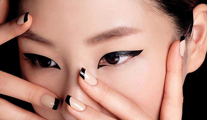 راه های جلوگیری از ریختن خط چشم