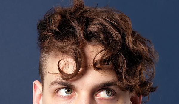 آموزش کراتینه موی مردان