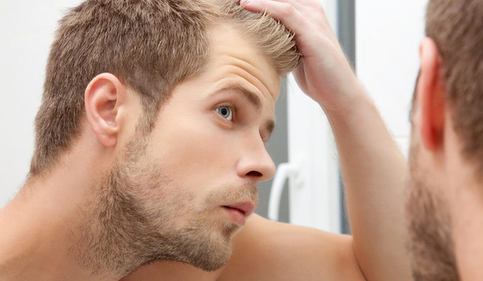 کراتینه کردن موی آقایان