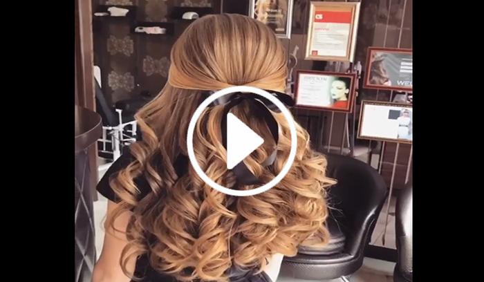 مدل موی زیبای نامزدی