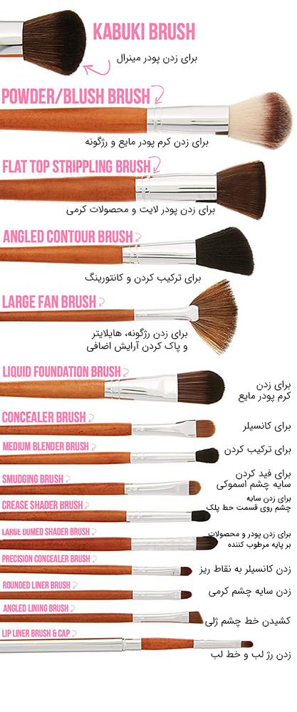 مدل-های-مختلف-قلمو-آرایشی