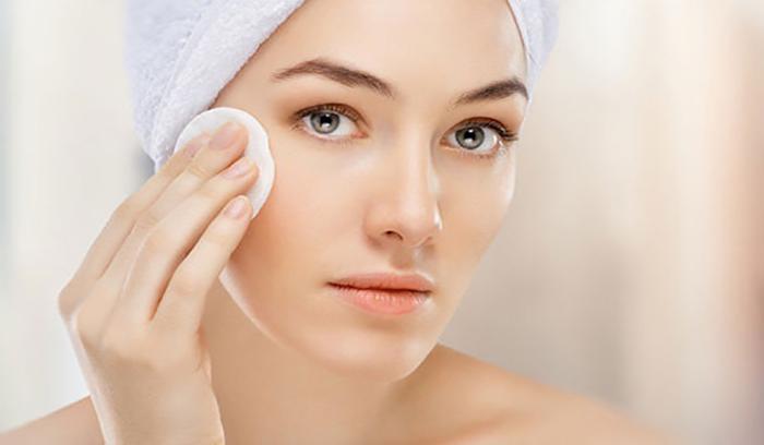 روش های پاک کردن آرایش