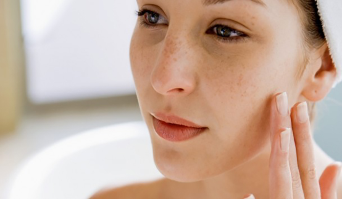 انواع پوست حساس