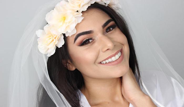 لوازم آرایش عروس
